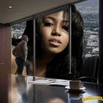 166254 - city collage ebony face giantess looking_at looking_in lowerrider man window