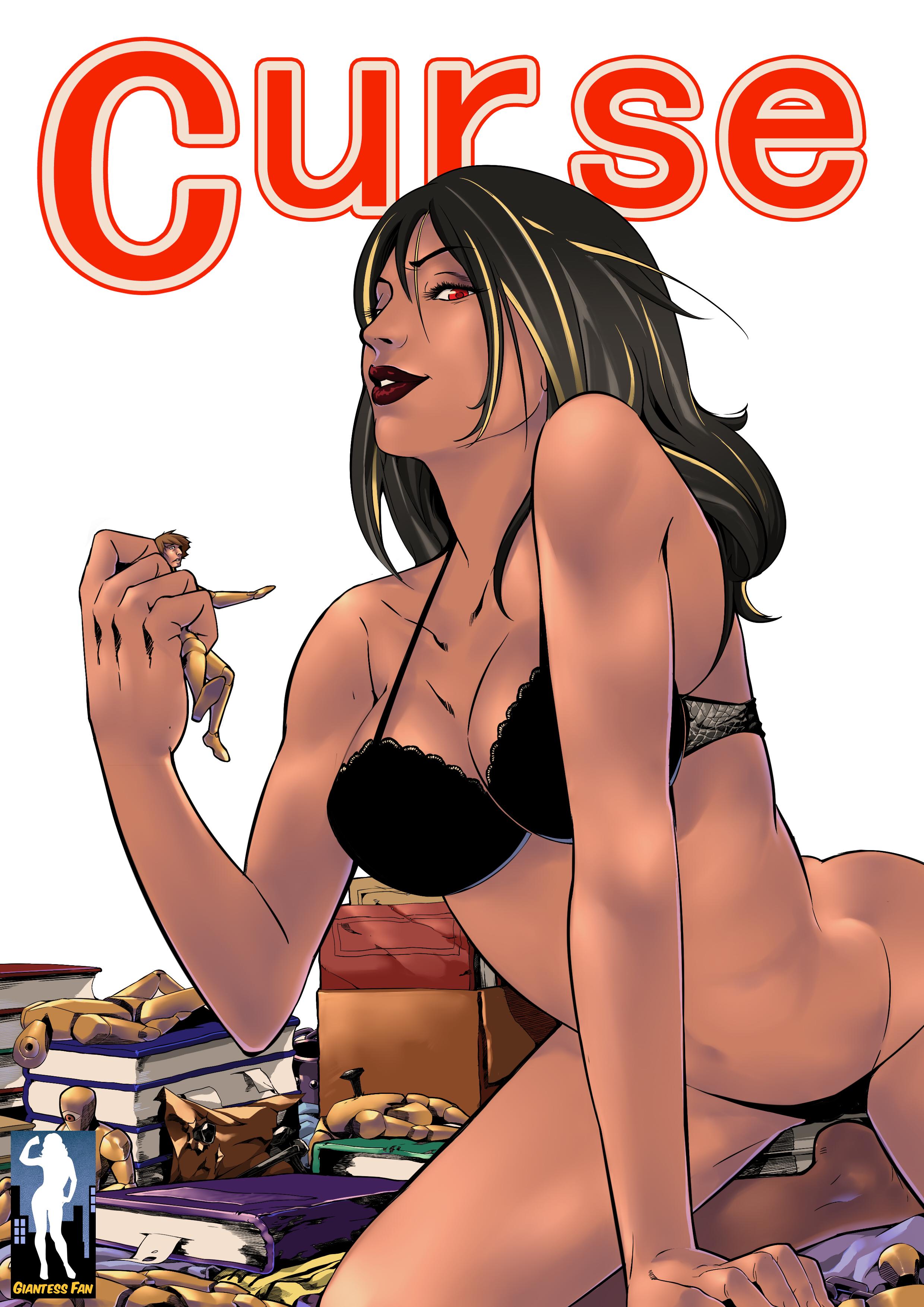 Fantasy giantess sex porn image