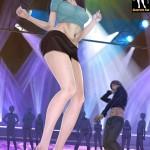 165045 - brunette giantess_fan high_heels looking_at_victim low_angle mini_giantess night_club (1)