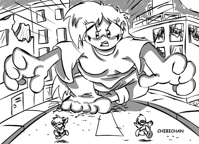 Angry_Giantess_Misery_by_DarkainArts
