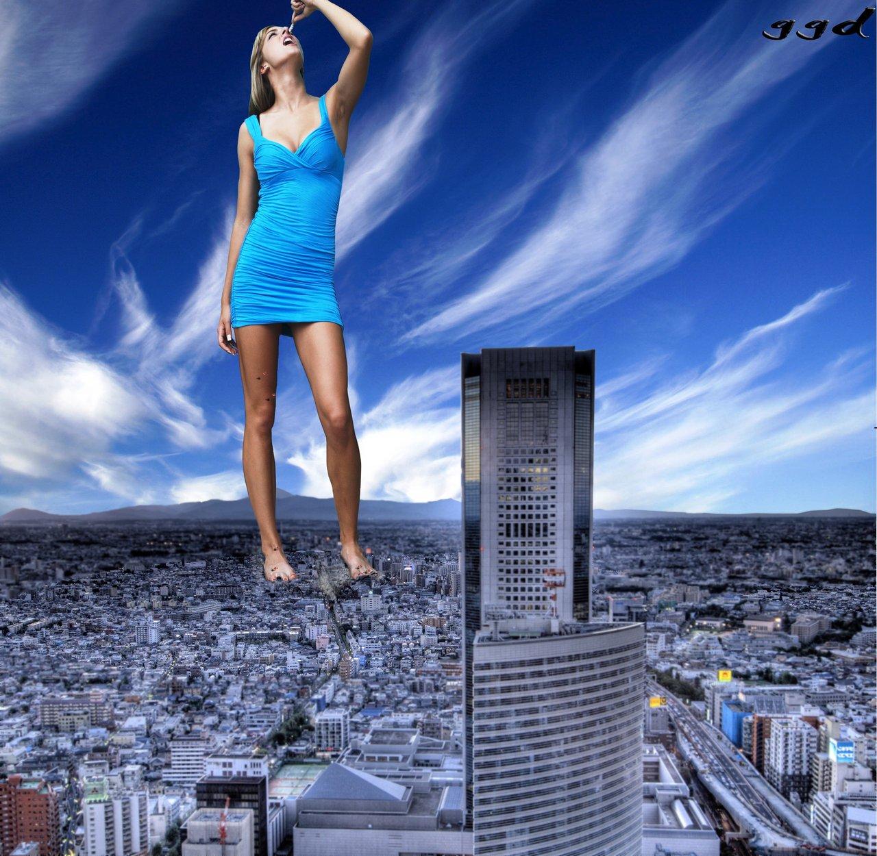 Giantess Dom