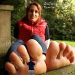 165116 - barefoot feet looking-at-viewer shrunken_men sitting teen
